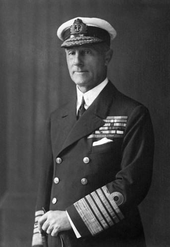 Viscount Jellicoe, Admiral of the Fleet