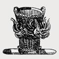 Van Rensselaer family crest, coat of arms