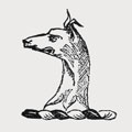 Van Duyn family crest, coat of arms