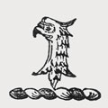 Anderson family crest, coat of arms