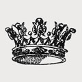 Van Wyck family crest, coat of arms