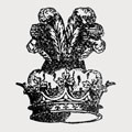 Rapaljie family crest, coat of arms