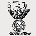 Van Nort family crest, coat of arms