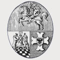 Galitzine family crest, coat of arms