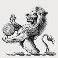 Badford family crest, coat of arms