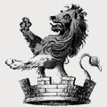 Van Sittart-Neale family crest, coat of arms