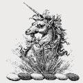 Antrobus family crest, coat of arms