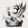 Page family crest, coat of arms