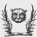 Anne family crest, coat of arms