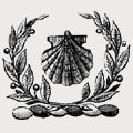 Palmer family crest, coat of arms