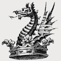 Vanhitheson family crest, coat of arms