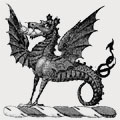 Venables family crest, coat of arms