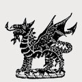 Vane-Tempest family crest, coat of arms