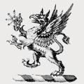 Pakenham family crest, coat of arms