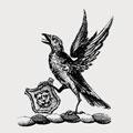 Urren family crest, coat of arms