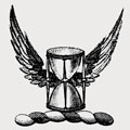 Aldworth family crest, coat of arms