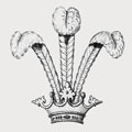 Lambert family crest, coat of arms