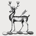 Randall family crest, coat of arms