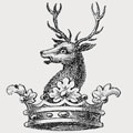 Ugletreight family crest, coat of arms