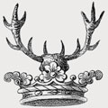 O'donnel family crest, coat of arms