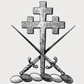 Ambridge family crest, coat of arms