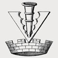 Veevers family crest, coat of arms