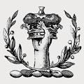 Varnham family crest, coat of arms