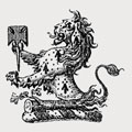 Bailey family crest, coat of arms