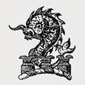 Macadam-Smith family crest, coat of arms
