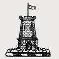 Arnott family crest, coat of arms