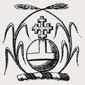 Galloway family crest, coat of arms