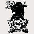 Radcliffe family crest, coat of arms