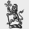 Radford family crest, coat of arms