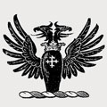 Radnor family crest, coat of arms
