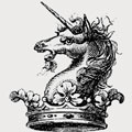 Gale family crest, coat of arms