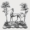 Wakeham family crest, coat of arms