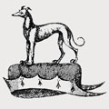 Alwright family crest, coat of arms