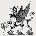 Aveling family crest, coat of arms