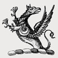 Yong family crest, coat of arms