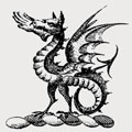 Wakeling family crest, coat of arms