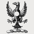 Dagget family crest, coat of arms