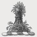 Garbridge family crest, coat of arms