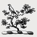 Macfarlane family crest, coat of arms