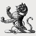 Gairdner family crest, coat of arms