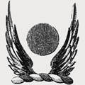 Gamon family crest, coat of arms