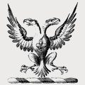 Atkinson family crest, coat of arms