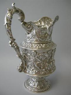 Magnificent Gorham Sterling Pitcher