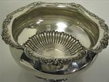 Antique Sterling Silver Centerpiece Bowl