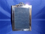 Antique English Sterling Silver Photo Frame