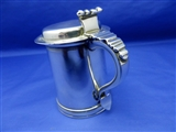 Antique Sterling Silver Miniature Tankard